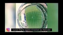 Lucas Digne signe à Everton, Higuain transféré au Milan AC