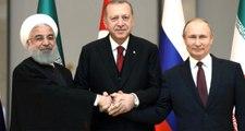 Kremlin Duyurdu! Putin, Erdoğan ve Ruhani Eylül'de 3'lü Zirve Gerçekleştirecek