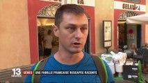 Gênes : une famille française rescapée raconte