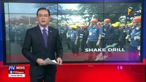 3rd Nationwide Simultaneous Earthquake Drill, isinagawa