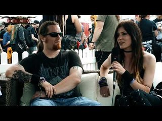 Grant & Teresa - Gravil/Metaprism Interview - Bloodstock TV 2017