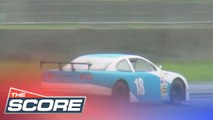 The Score: Gaby dela Merced competes in the Flat Out Race Series at the Clark International Speedway