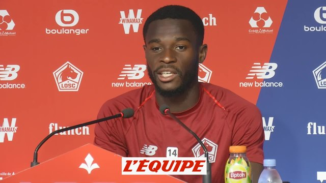 «Pépé est concentré sur l'objectif du club» - Foot - L1 - Losc