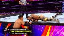 Akira Tozawa vs. Lio Rush- WWE 205 Live, Aug. 14, 2018