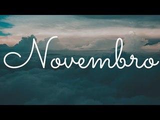 Novembro: Um momento para agradecer