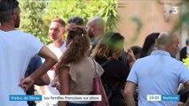 Viaduc de Gênes : les familles françaises sur place