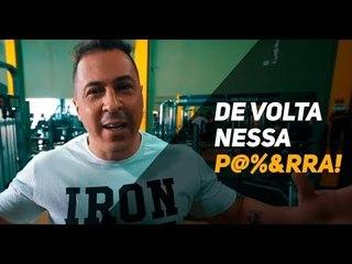 ESTAMOS DE VOLTA!