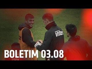 BOLETIM + LIZIERO: 03.08 | SPFCTV