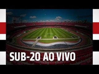 Paulista Sub-20: São Paulo x XV de Piracicaba | SPFCTV