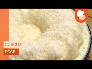 Cuscuz doce — Receitas TudoGostoso