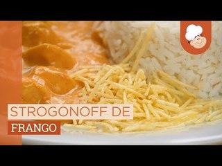 Strogonoff de frango — Receitas TudoGostoso