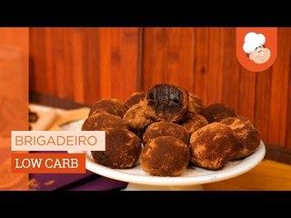 Brigadeiro low carb — Receitas TudoGostoso