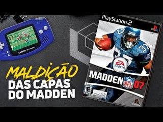 A maldição da capa do Madden NFL