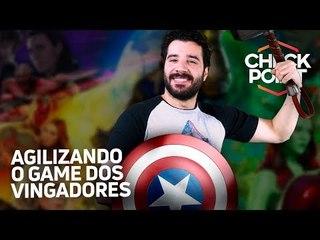 ACELERANDO GAME DOS VINGADORES, BETHESDA BOICOTA PS4 E POSSÍVEL DIRECT EM SETEMBRO - Checkpoint