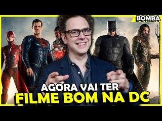 James Gunn vai ser o novo DIRETOR da DC? A Warner já chamou!