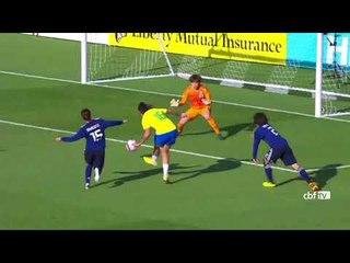Torneio das Nações 2018: confira os gols de Brasil 2x1Japão