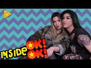 Fernanda entrevista: Adore Delano | Inside OK!OK!