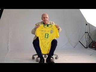 Papo com a lenda! Zagallo lembra bastidores da Copa do Mundo de 1970