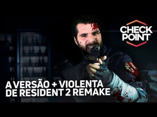 RESIDENT 2 COM VERSÃO CENSURADA, INÍCIO DO NOVO TOMB RAIDER E SÉRIE DE TV DE HALO - Checkpoint
