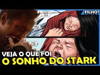 O Filho do Homem de Ferro, diretores falam do sonho do Stark em Guerra Infinita
