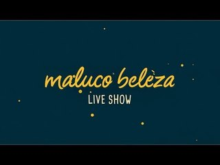 Alberto Lopes (Desafio Hipnose Patronos) - Maluco Beleza LIVESHOW