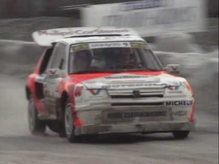 Awesome Ice Racing! Peugeot T16 | BMW M3 4x4 | Ford RS200