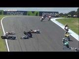 Big Moto 3 CRASH! Moto 2 & Moto 3 World Championship Review 2016