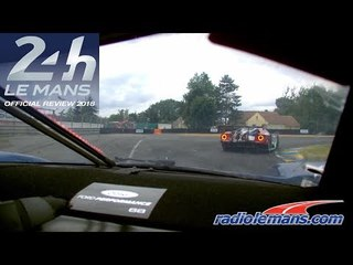 Le Mans 24 Hours 2018 |  Ford GT On Board | Joey Hand chases Andy Priaulx