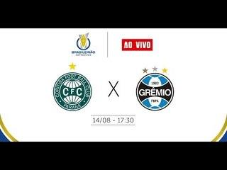 Brasileirão de Aspirantes 2018 – Coritiba x Grêmio