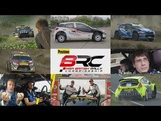 British Rally Championship Review 2017