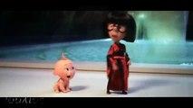 Los Increíbles 1 y 2 Mejores Momentos Jack Jack, Edna Moda, Dash, Violeta, Mejores Escenas Parte 12[1]