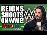 Enzo Amore Wrestling Future REVEALED! Roman Reigns SHOOTS On WWE!   WrestleTalk News Aug. 2018