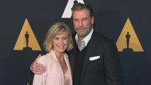 John Travolta y Olivia Newton John, juntos en el 40 aniversario de Grease