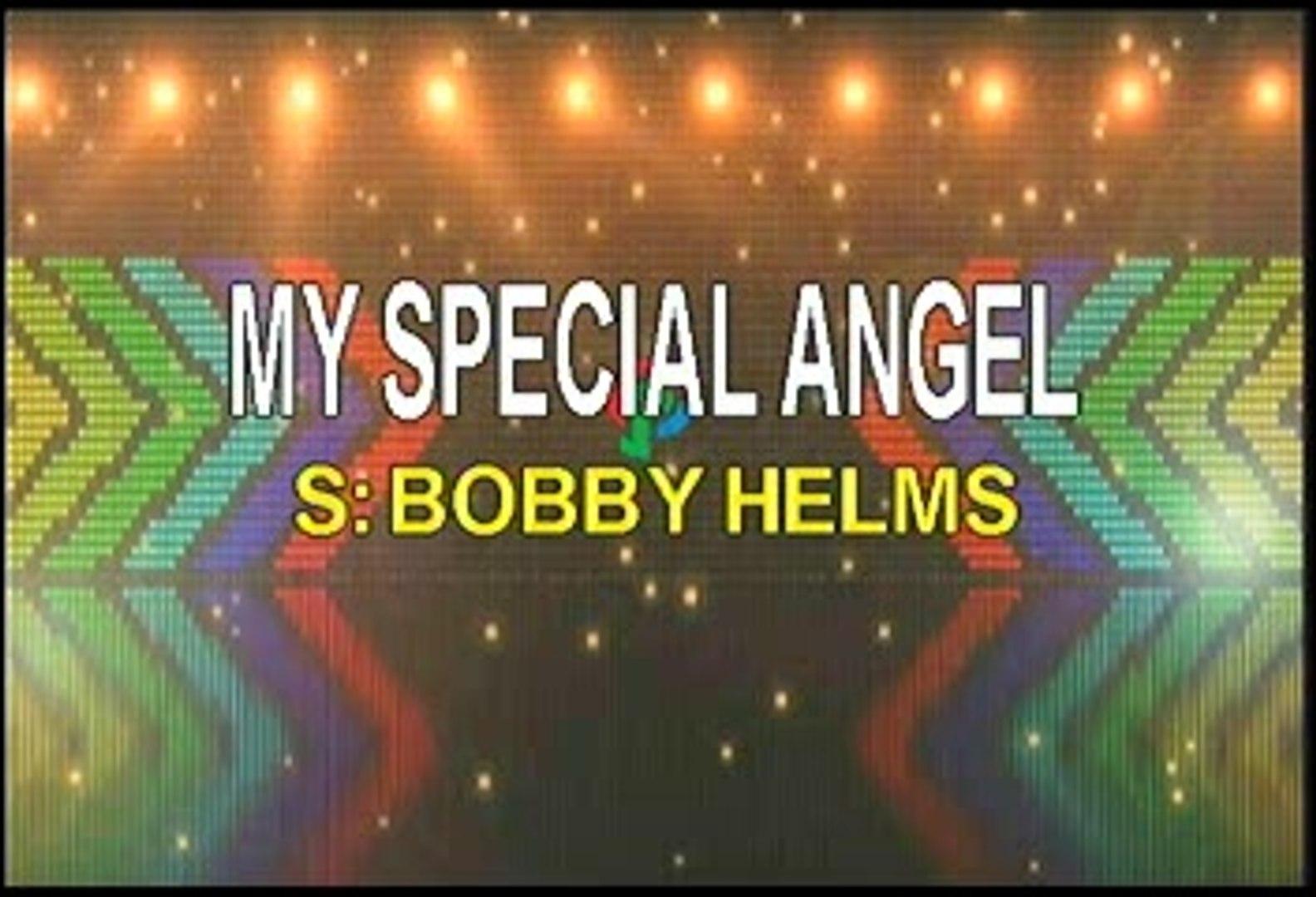 Bobby Helms My Special Angel Karaoke Version