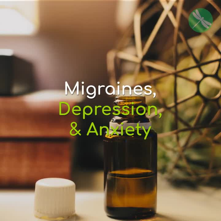 The Oil that has the Potential to Fight Migraines, Depression, Anxiety, & Even Cancer