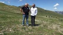 Hautes-Alpes: plus de 1, millions d'euros vont être investis, on est allés voir les travaux à Vars