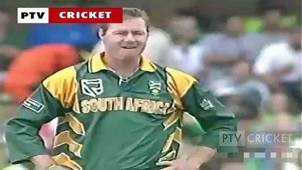 Abdur Razaq 112 Vs South Africa 2nd Odi 2002