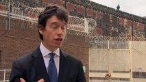 Prison Minister vows establishment overhaul