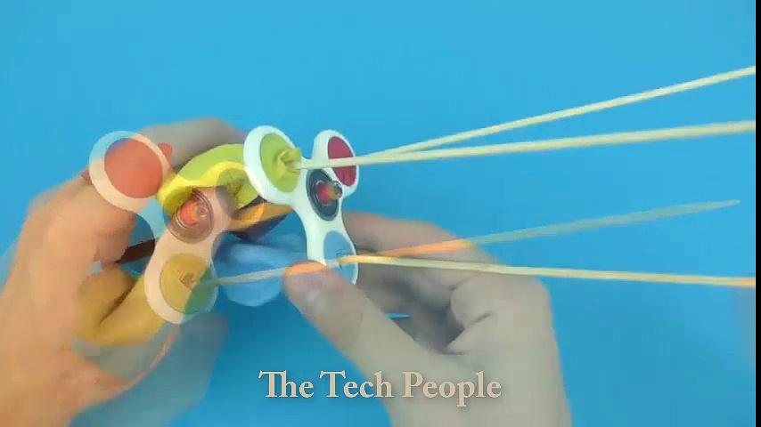 2 Awesome Bollon Tricks Ft Tech Tech People
