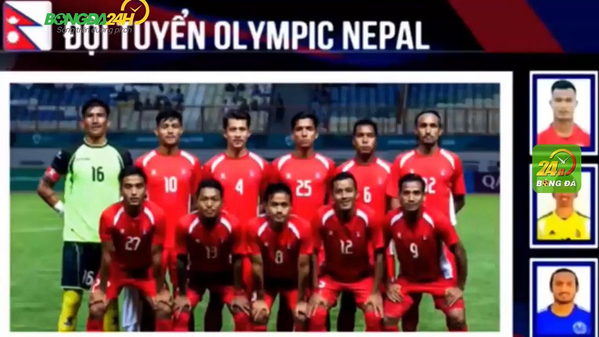 U23 Việt Nam vs U23 Nepal - Thông Tin Trước Trận Đấu - HLV Park Hang Seo tự tin giành chiến thắng