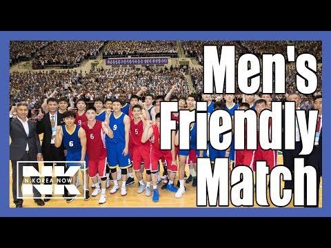 [Highlights] Men's Basketball Friendly Match