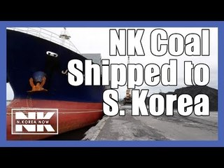 N.K. coal, pig iron shipped to S. Korea, potentially in violation of int'l sanctions