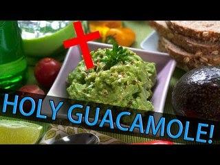 """AMERICANO USA A GÍRIA """"HOLY GUACAMOLE""""?   AG RESPONDE"""