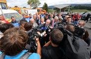 Gérard Collomb, ministre de l'Intérieur, répond à la demande de policiers supplémentaires par les élus grenoblois
