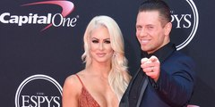 Oopsie! 'Total Divas' Star Maryse Accidentally Orders A $600 Meal On 'Miz & Mrs.'
