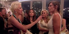 Watch Dorinda Medley Lose Her Cool At Luann De Lessep's Cabaret