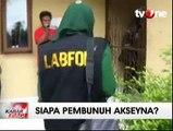 Polisi Periksa Ulang Saksi Kunci Kasus Pembunuhan Akseyna