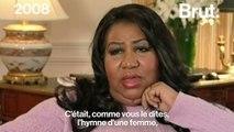 """Un cri de bataille"" … Quand Aretha Franklin évoque son tube ""Respect"""