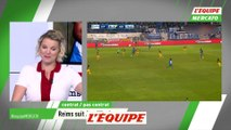 Reims suit Amr Warda - Foot - L1 - Reims