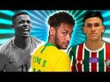 A CONVOCAÇÃO DA SELEÇÃO BRASILEIRA